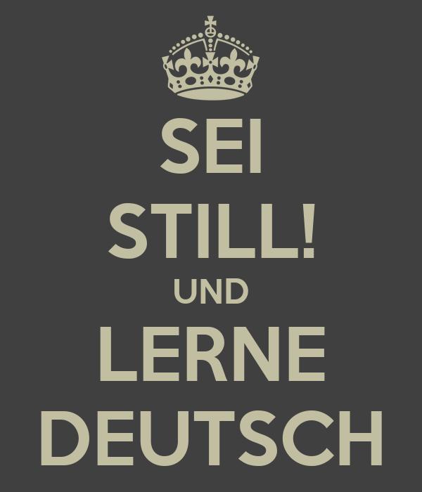 Still Deutsch