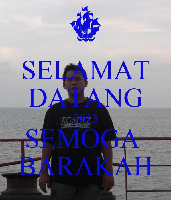 SELAMAT DATANG 2013 SEMOGA BARAKAH
