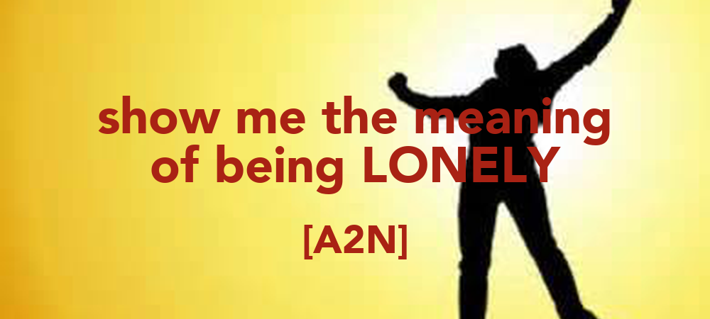 show me the meaning of being lonely ringtone free...