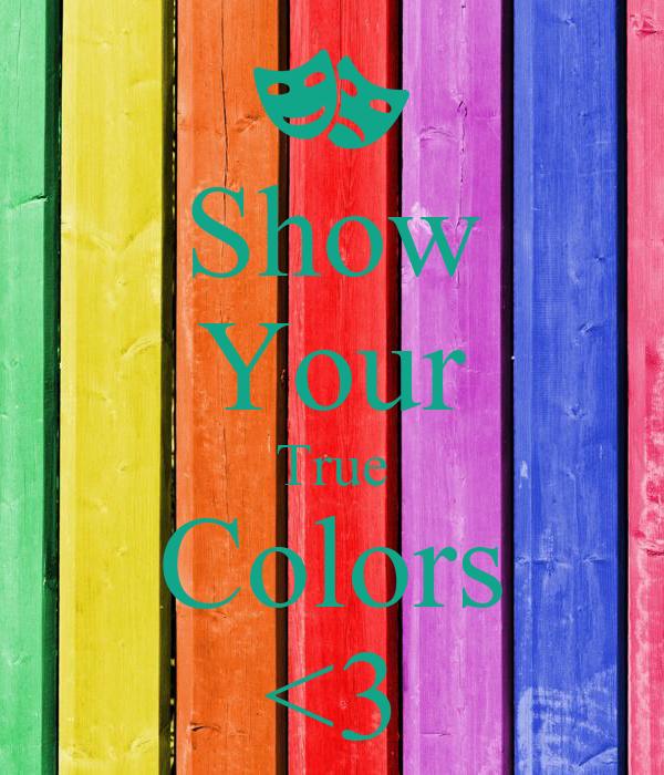 True colors 3