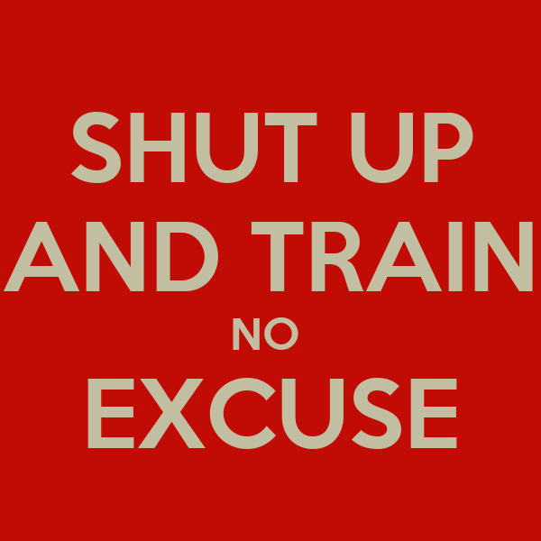 Shut up And Train Wallpaper images