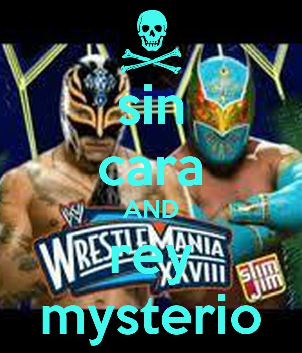 Sin Cara And Rey Mysterio Poster Farras Keep Calm O Matic
