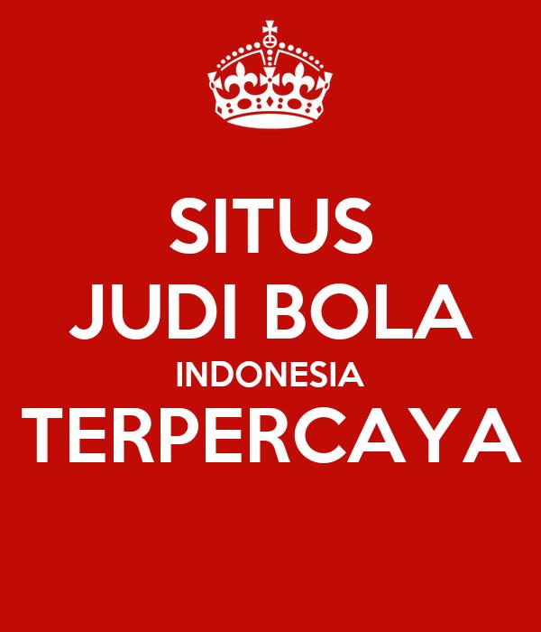 Situs Judi Bola Indonesia Terpercaya Poster Vinaaja Keep Calm O Matic
