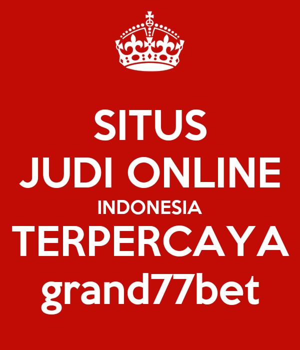 Situs Judi Online Indonesia Terpercaya Grand77bet Poster Vinaaja Keep Calm O Matic