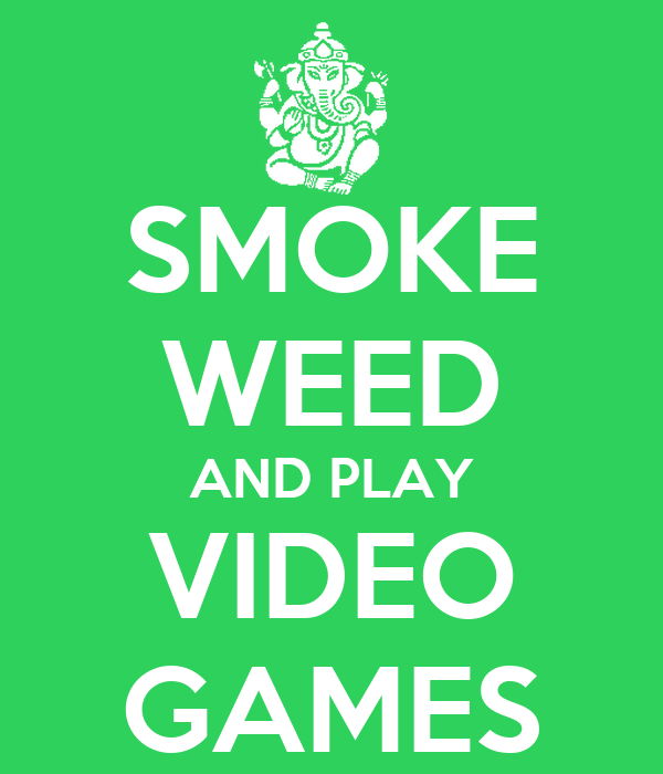 games to play while smoking pot