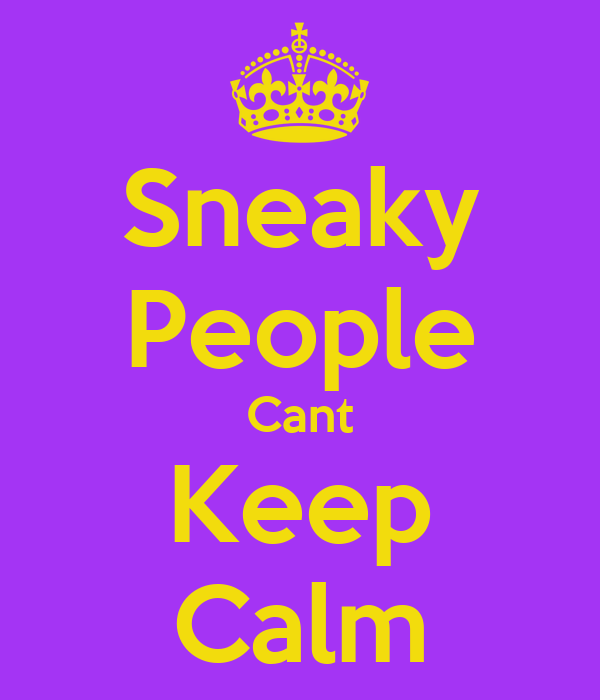 ImageSpace - Sneaky People | gmispace.com