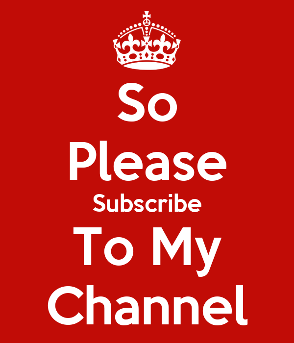 so please subscribe to my channel poster akash keep calm o matic channel poster akash keep calm o matic