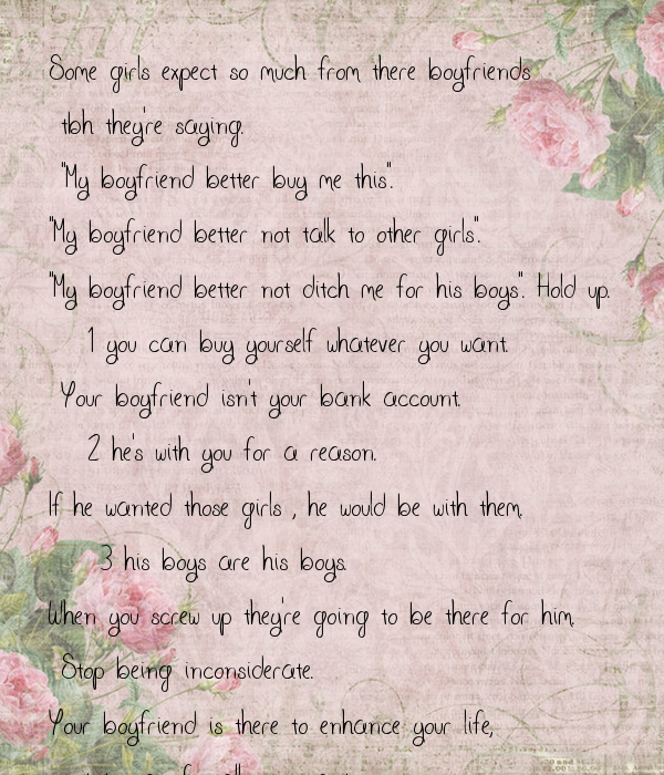 how to talk to my boyfriend