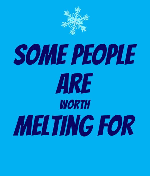 worth melting for - photo #29