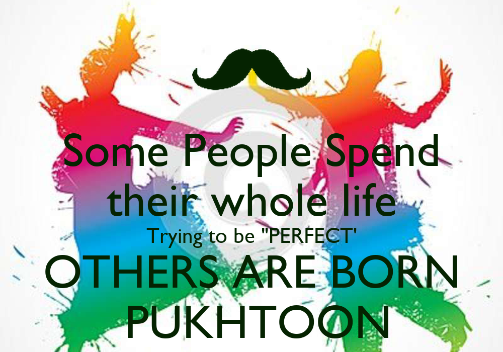 Some People Spend their whole life Trying to be