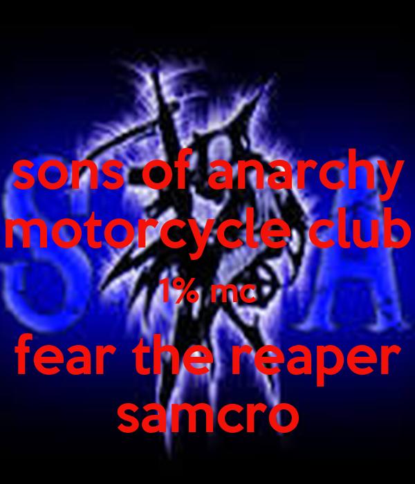 Fear The Reaper Wallpaper mc Fear The Reaper Samcro