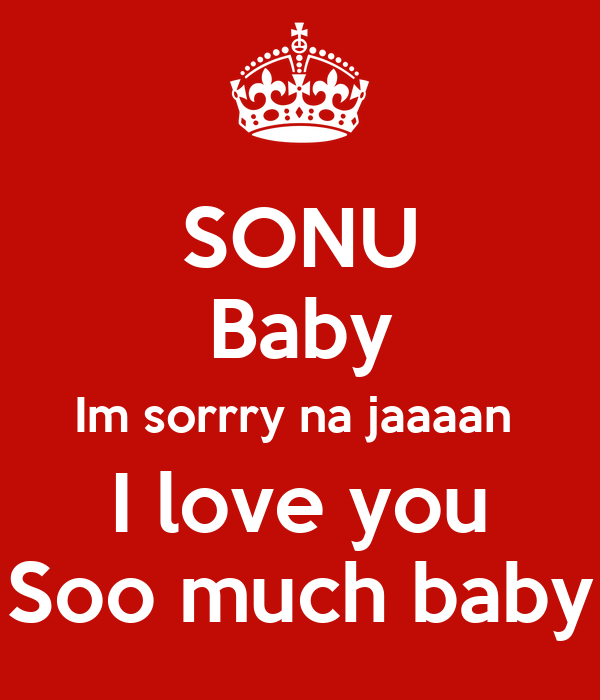 Love You Sonu Logo son...