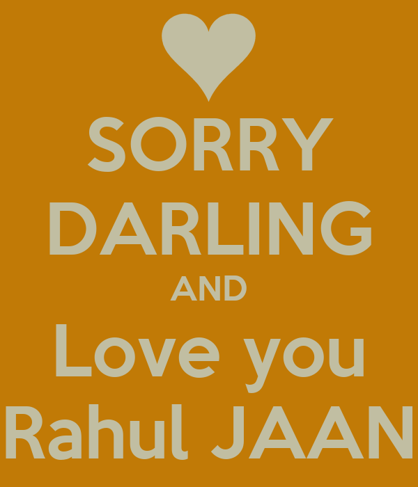 Sorry Jaan Love Wallpaper : I Love You Jaan Wallpaper Holidays OO
