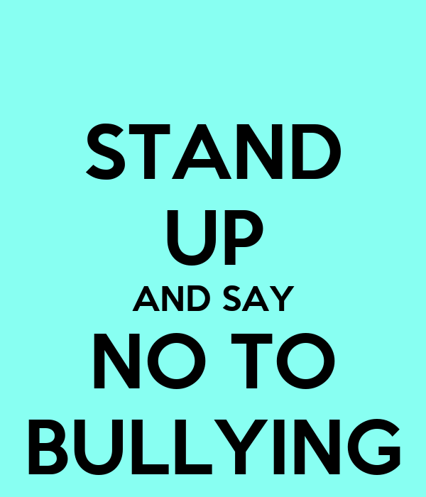 say no to bullying Here is a great collection of free anti bullying coloring pages for kids let's say no to bullying and raise awareness about it.