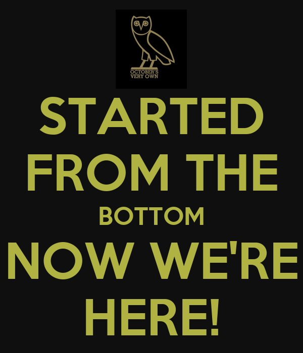 started from the bottom Music, film, tv and political news coverage.