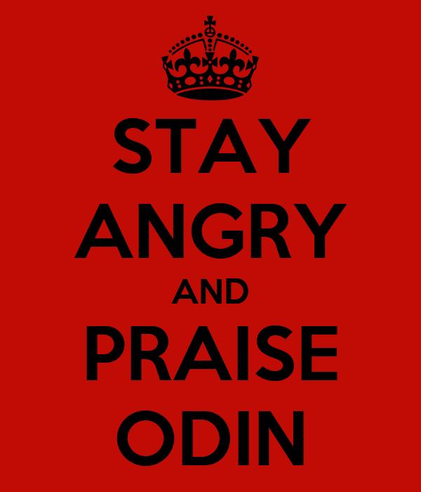 praise odin