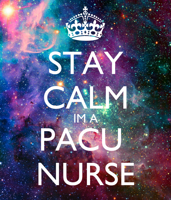 how to become a pacu nurse