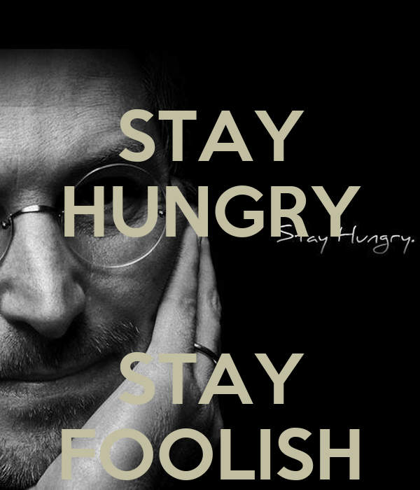 stay hungry stay foolish book pdf