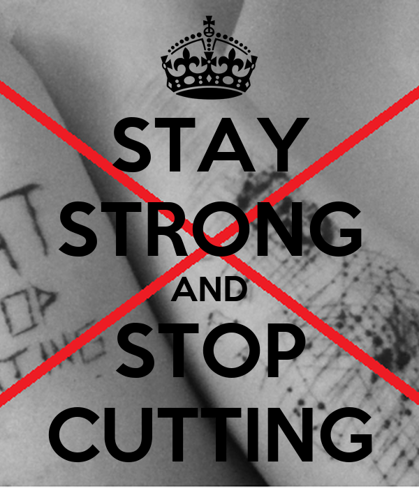 quotes about stop cutting - photo #2