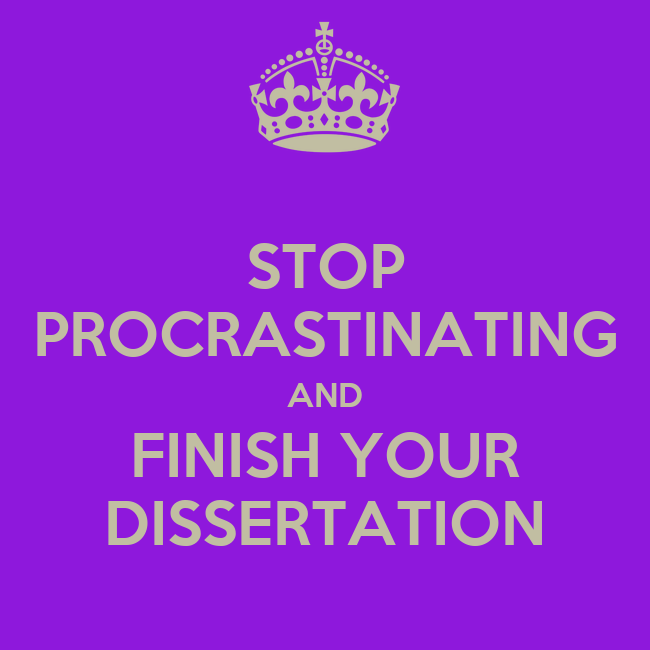 Dissertation students