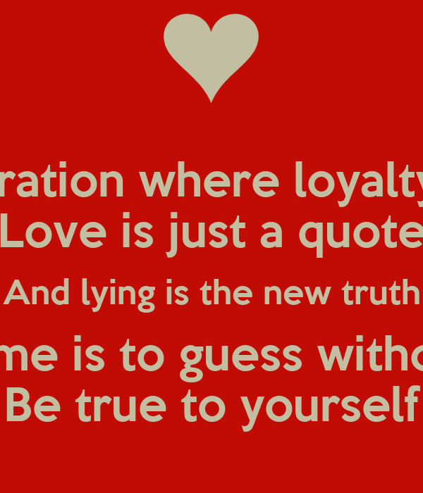 Quotes About Liars And Love. QuotesGram
