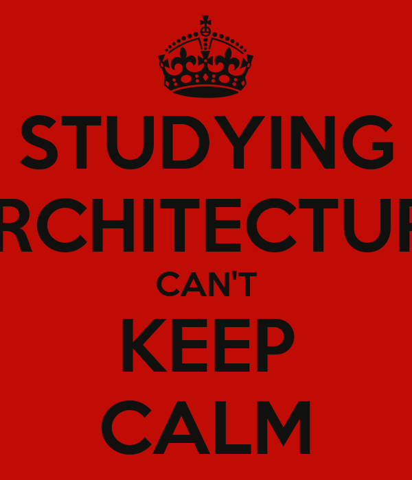 Studying Architecture