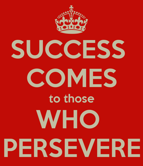success comes from those who see Here are some great success quotes which contain some of and experimenting to see what happens are all part of success usually comes to those who are too.