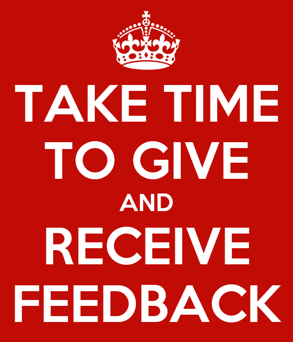 how to give facebook feedback
