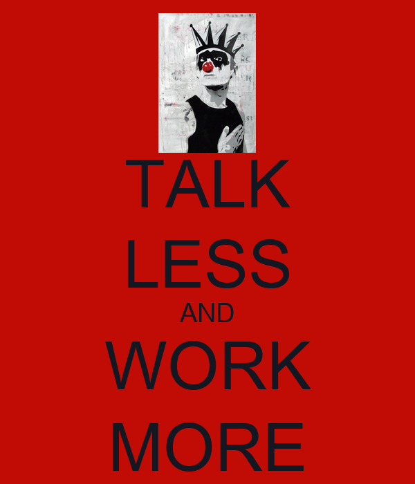 work the more - photo #7