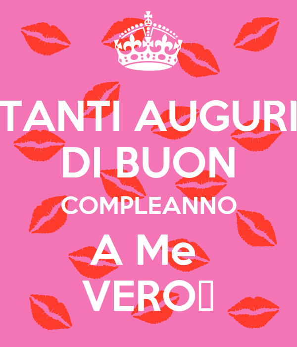 "English Translation of ""buon compleanno!"" 