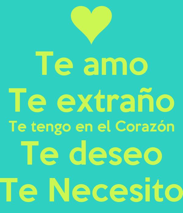 Deseos Del Corazon en el Corazón te Deseo te