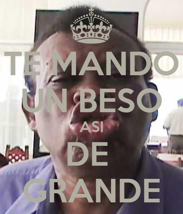 Image Te Mando Un Beso Grande Download