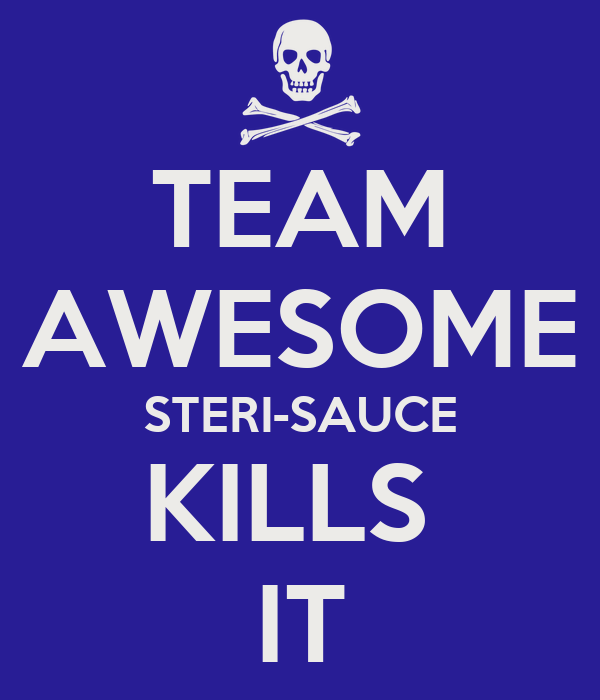 Team Awesome Sauce