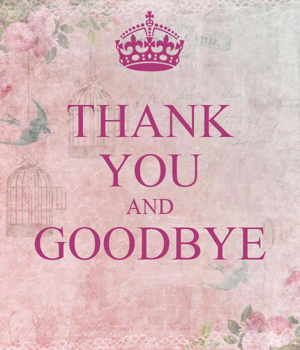 Goodbye And Thank You Quotes on Funny Goodbye Quotes For Co Workers