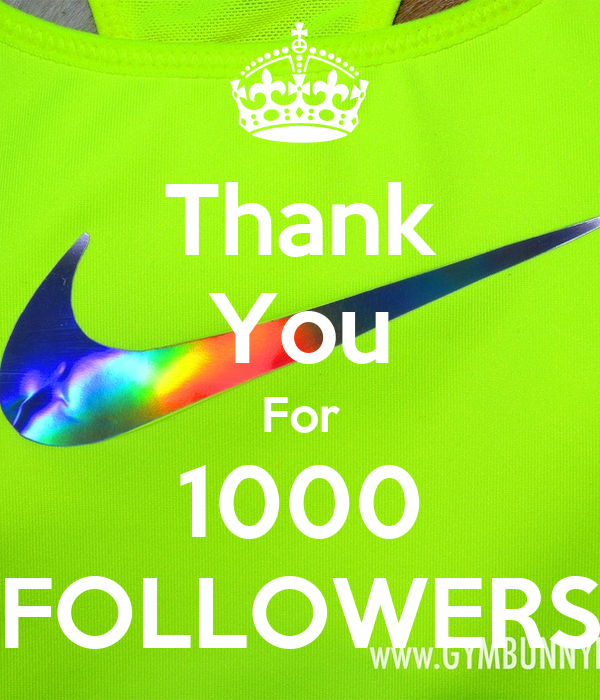 1000 followers free download