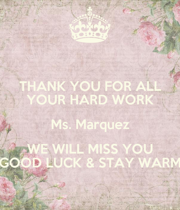 sample thank you letter for hard work and dedication cover