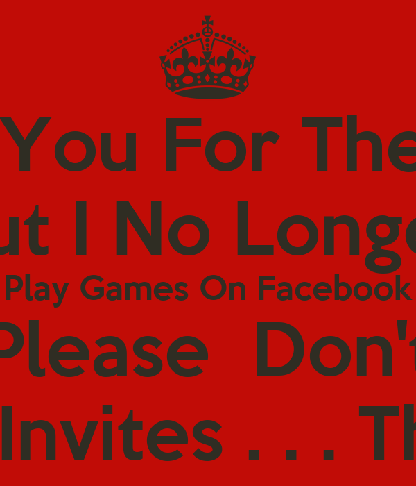 facebook games don t work