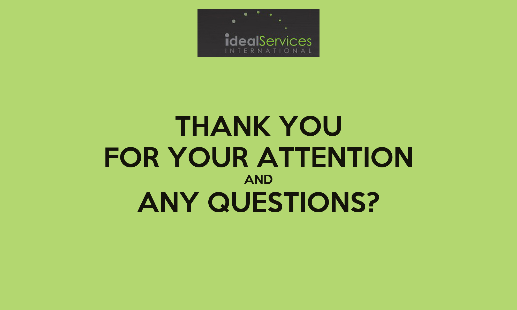 your presentation One savvy way to handle questions is to turn back to your presentation slides as you answer them—call up a slide that will oral presentation and powerpoint.