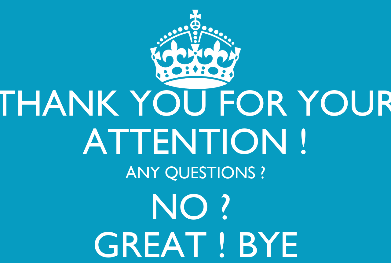 Thank You For Listening Any Questions Gif
