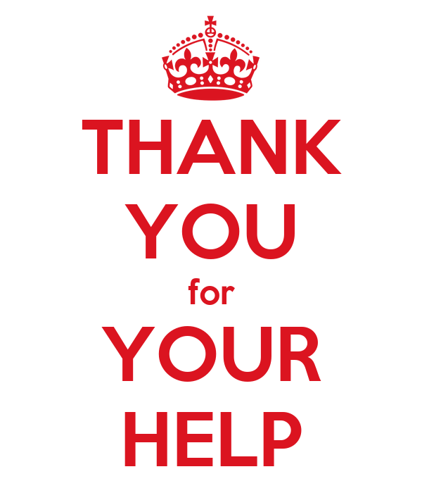 Thank You Quotes For Helping: Thank You For Support Quotes