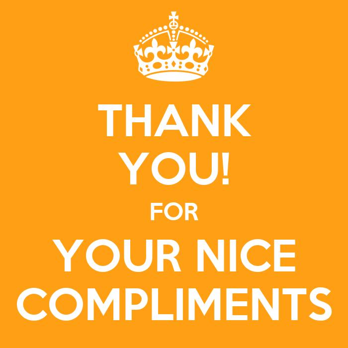Interlude: Compliments | iampaisleytedder |Sweet Compliments