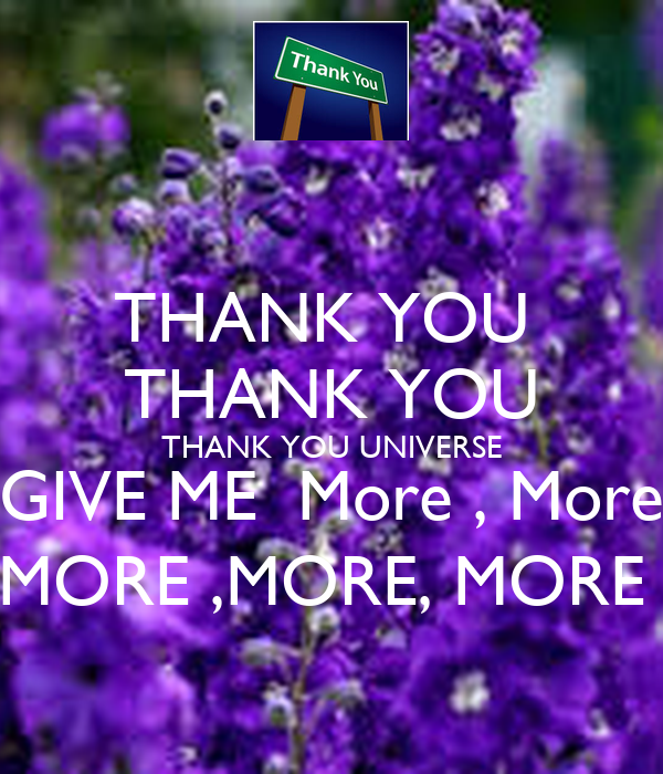 Thank You Thank You Thank You Universe Give Me More , More. Tattoo Quotes Portuguese. Movie Quotes Now You See Me. Happy Quotes For Facebook. Life Quotes Hope. Alice In Wonderland Quotes Who Are You. Instagram Nursing Quotes. Country Western Quotes. Quotes Day Off Work