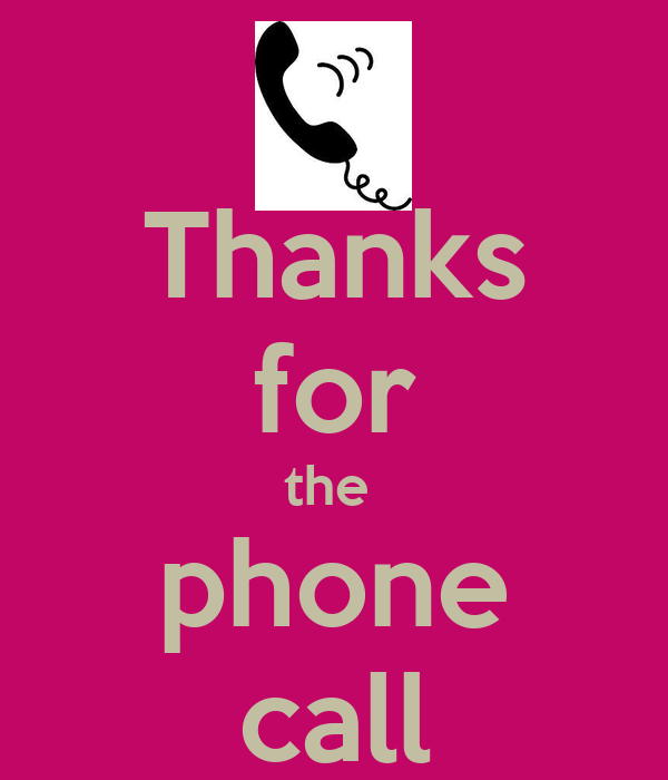 Thanks For The Phone Call Quotes Thank You For All The Prayers Impressive Phone Call Quotes