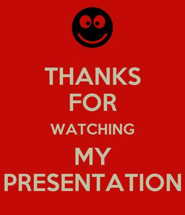 Thank you for watching my presentation quotes