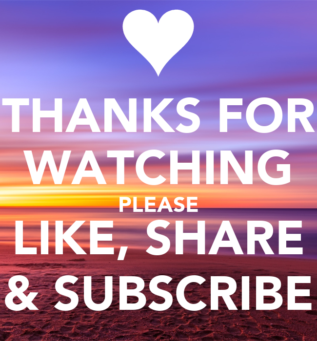 thanks for watching please like share subscribe poster bosemon keep calm o matic share subscribe poster bosemon