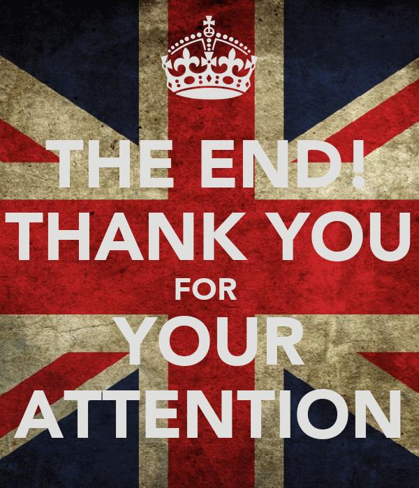 Картинки спасибо за внимание на англ