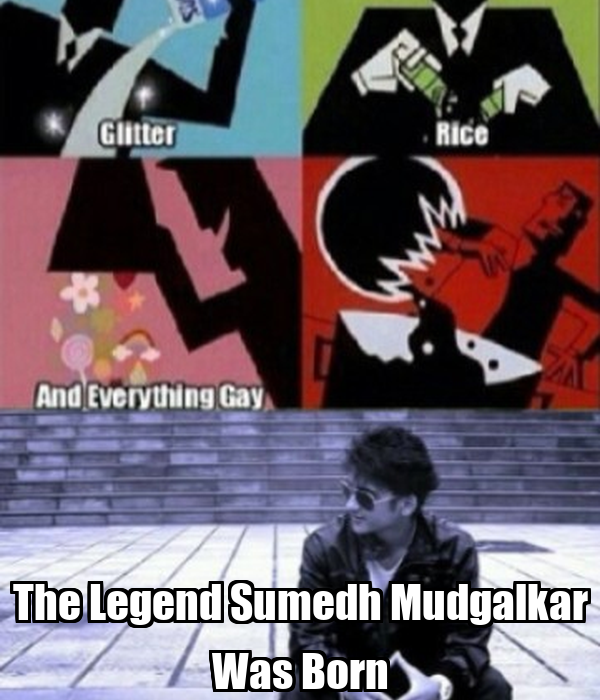 The Legend Sumedh Mudgalkar Was Born Poster | abc | Keep