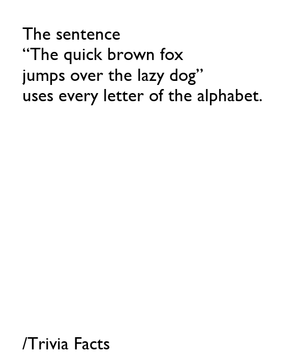 sentence with every letter sentence with every letter levelings 267