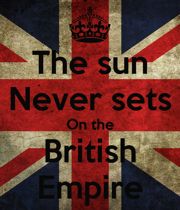 british empire and great power Like children, the american colonies grew and flourished under british  supervision  allowed the governor of the colony to rule with great power over  his lands.