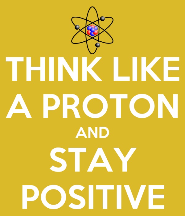 how to stay positive about the future